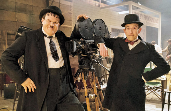 Laurel and Hardy: How the world's favourite double act came to tour UK theatres