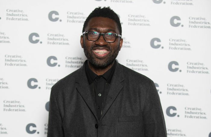Young Vic artistic director Kwame Kwei-Armah