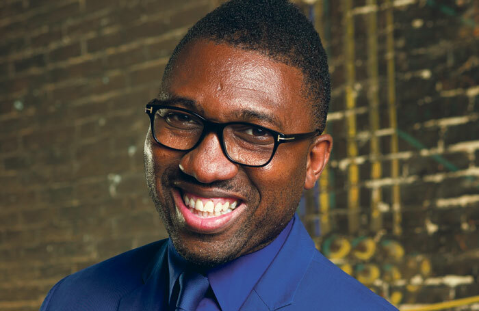 Kwame Kwei-Armah is to chair the Bruntwood Prize judging panel. Photo: Richard Anderson