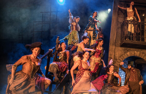 Les Miserables to retain world record despite switching productions