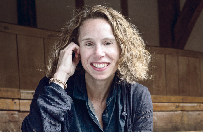 Artistic director Michelle Terry, who will play Hotspur in Henry IV Part I in the Globe's 2019 season. Photo: Shakespeare's Globe/Sarah Lee