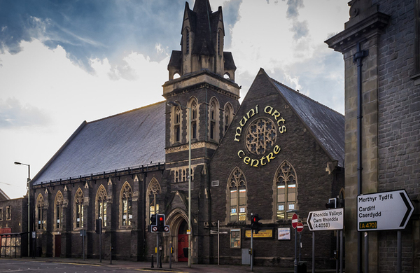 Pontypridd's Muni Arts Centre goes bust following financial difficulties
