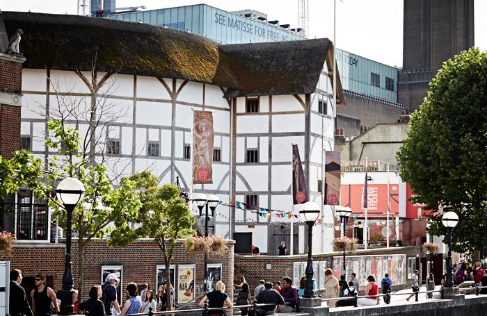 Shakespeare's Globe. Photo: John Wildgoose