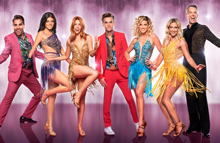 The cast of Strictly Come Dancing: The Live Tour