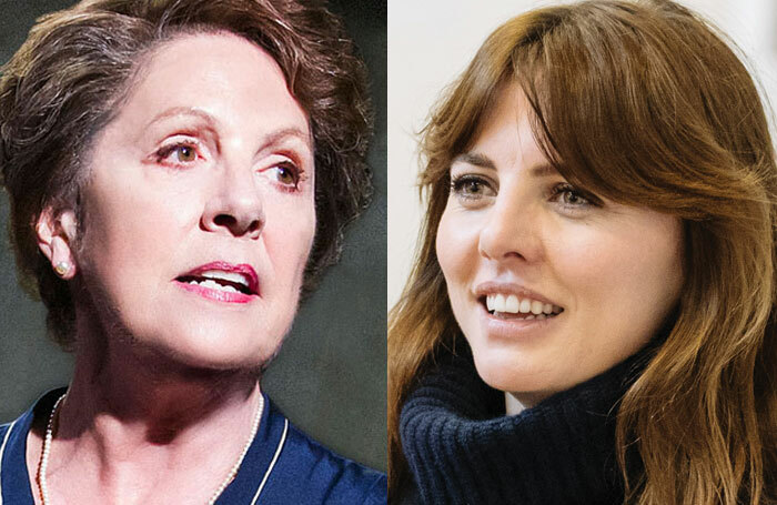 Penelope Wilton and Ophelia Lovibond will star as mother and daughter in The Bay at Nice. Photos: Manuel Harlan