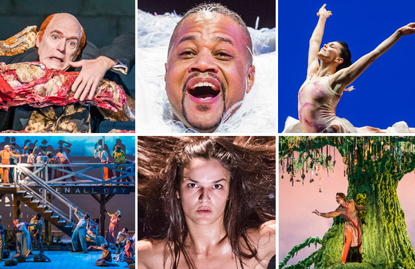 The Stage's best theatre images of 2018