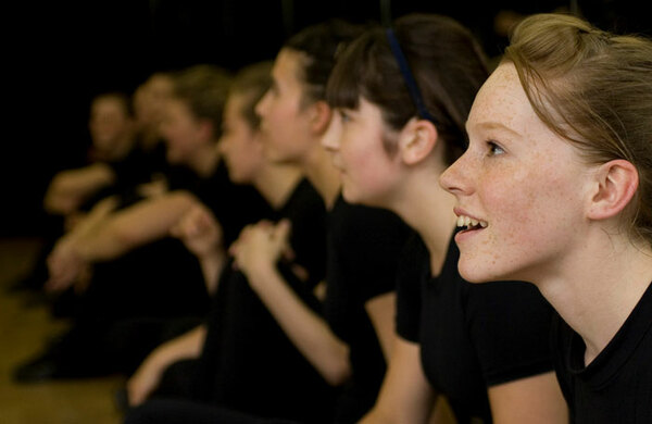 Want to be the next Rita Ora or Keeley Hawes? Start where they did at Sylvia Young Theatre School