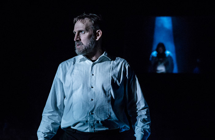 """Christopher Eccleston in Macbeth at Royal Shakespeare Theatre, Stratford Upon Avon, in 2018. The number of Macbeths last year """"surely reflected gloom at the crumbling state of Britain"""", says Andrzej Lukowski. Photo: The Other Richard"""