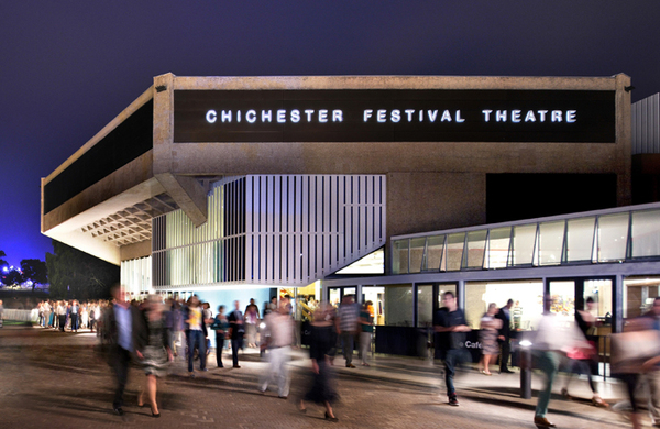 Chichester Festival Theatre to build spiegeltent for season featuring Hugh Bonneville, Sheila Hancock and John Simm