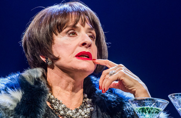 Diary: Patti LuPone gig saves face and keeps Company