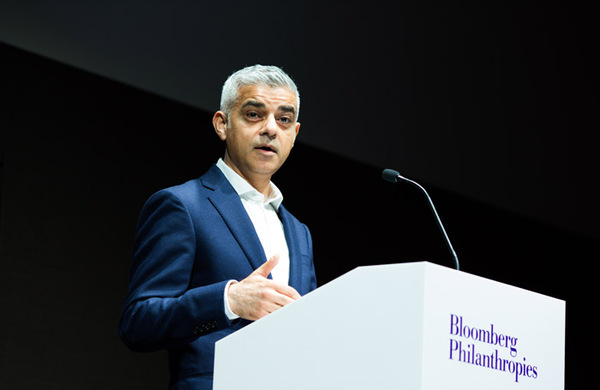 Sadiq Khan launches multimillion-pound scheme to boost affordable rehearsal spaces in London