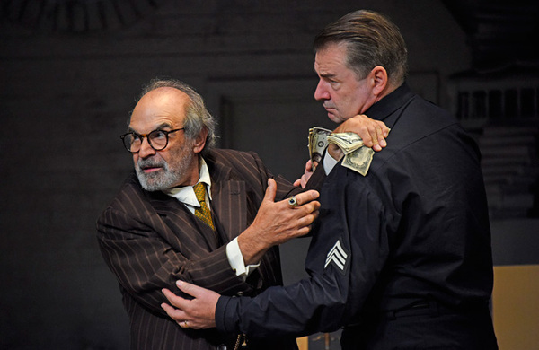 The Price starring David Suchet at Wyndham's Theatre, London – review round-up