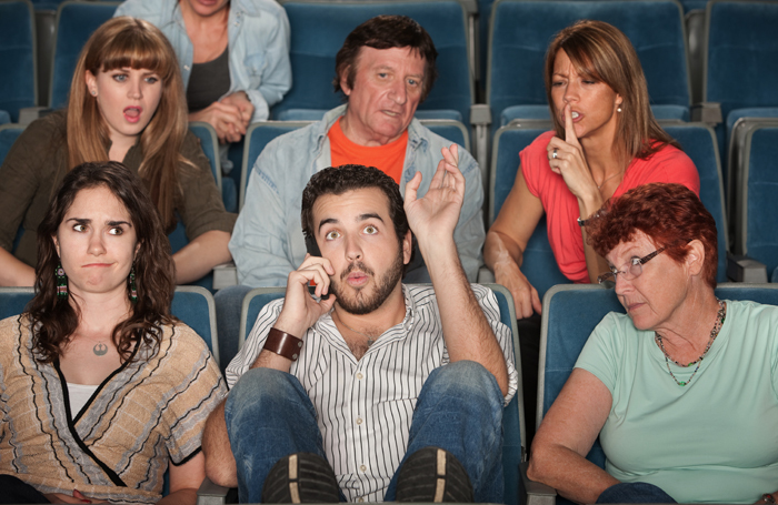 Some types of show seem to attract audience behaviour that other theatregoers might find unacceptable. Photo: Shutterstock