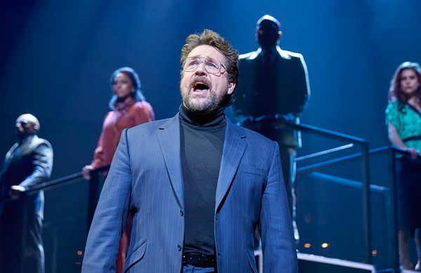 Richard Jordan: Could Michael Ball be the last household name created on stage?