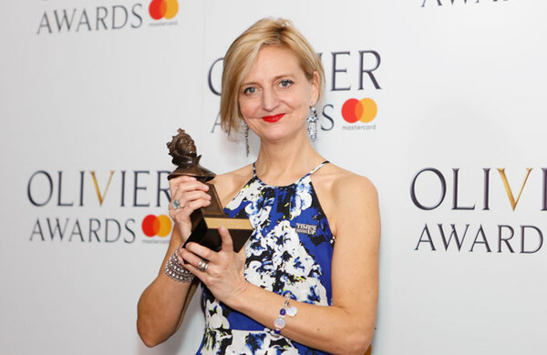 Marianne Elliott: Older women in theatre 'seen as something to laugh at'