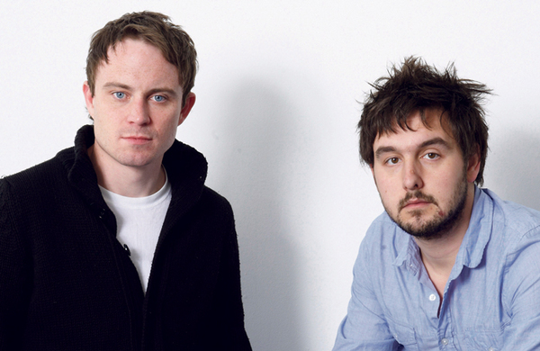 Paines Plough's George Perrin and James Grieve announce departure after nine years