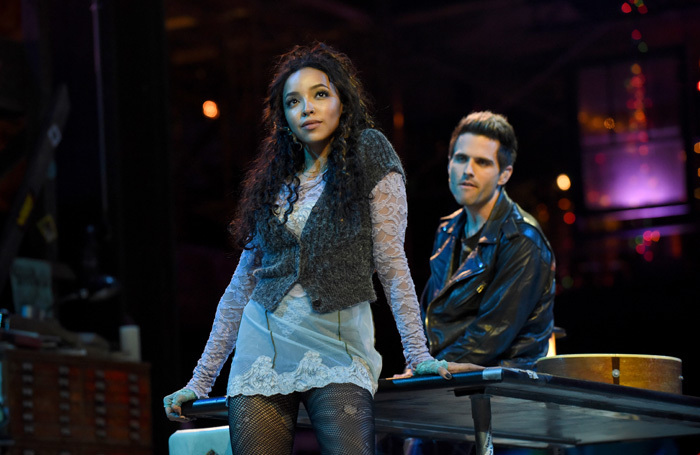 Rent: Live. Photo: 2019 Fox Broadcasting Co. Ray Mickshaw/FOX