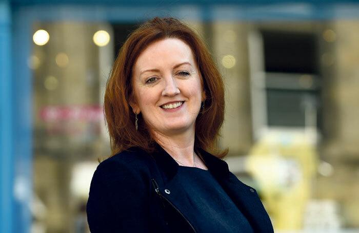 Shona McCarthy, chief executive of the Edinburgh Festival Fringe Society. Photo: Edinburgh Festival Fringe Society