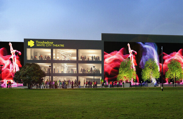 King's Cross Theatre team to open second Troubadour venue in former BBC Media Village