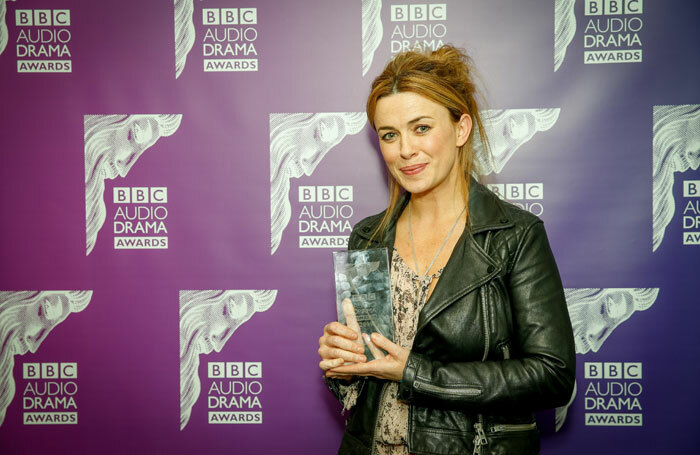 Eve Myles won best actress for her performance in 19 Weeks. Photo: BBC
