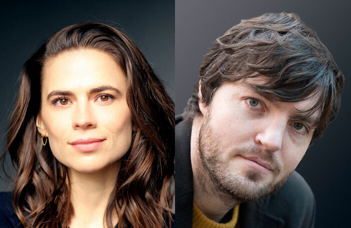 Hayley Atwell and Tom Burke will lead the cast of Rosmersholm in the West End