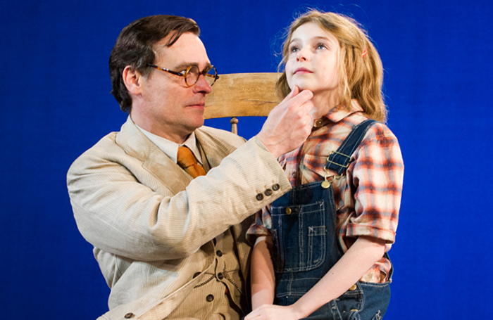 Regent's Park's 2013 staging of To Kill a Mockingbird – its forthcoming UK tour was cancelled last month. Photo: Tristram Kenton