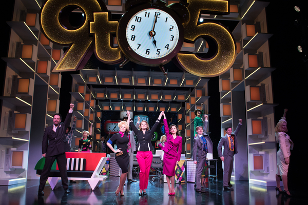 9 to 5 starring Caroline Sheen and Bonnie Langford at the Savoy Theatre – review round-up
