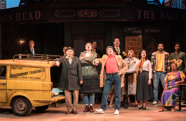 Only Fools and Horses the Musical at Theatre Royal Haymarket, London – review round-up
