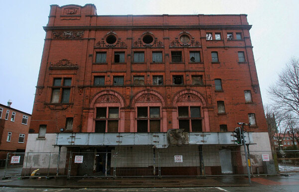Disused 2,500-seat theatre in Eccles to be turned into flats