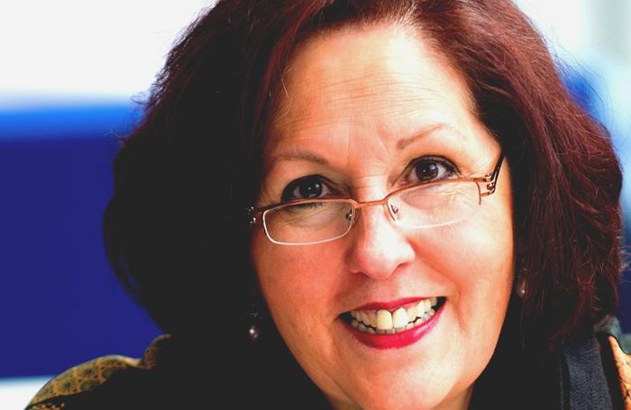 Donna Soto Morettini. Photo: Edinburgh Napier University