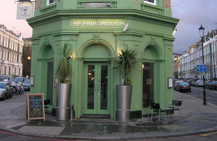 The Finborough Theatre in west London. Photo: Matthew Turner
