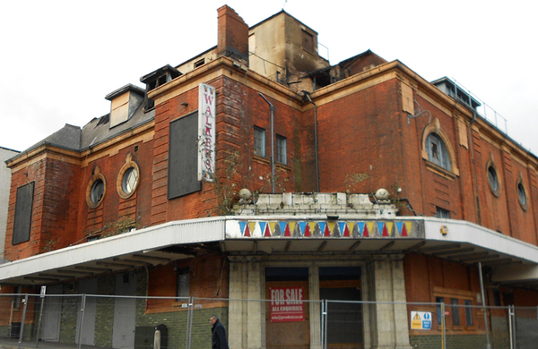 Fundraising campaign launched to help resurrect derelict Derby Hippodrome