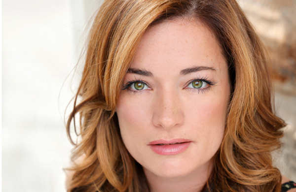Laura Michelle Kelly: 'I had to learn how to be myself in front of an audience'