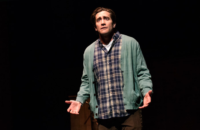 Jake Gyllenhaal in A Life at Public Theater, New York