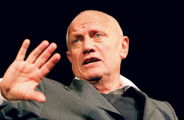 Mark Shenton: Reviews of Steven Berkoff's Harvey demonstrate a critical lack of respect