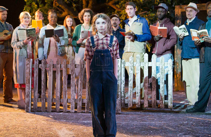 The UK tour of To Kill a Mockingbird was cancelled in January. Photo: Tristram Kenton