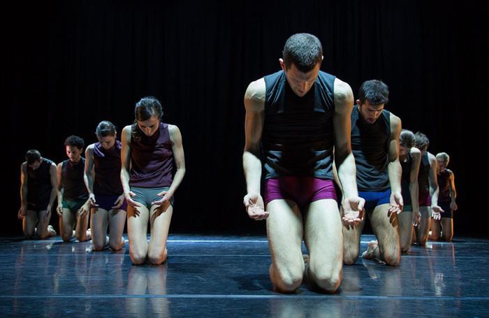 Yorke Dance Project's Twenty. Photo: Pari Naderi