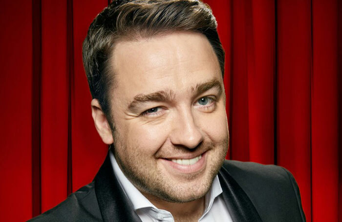 Jason Manford will return to host the 2019 Olivier Awards, two years after he first presented the ceremony