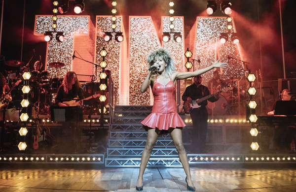 Tina Turner musical producer: 'We have had to remind audiences they are not watching a concert'