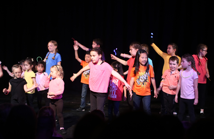 360 Arts students receive training in dance, singing and acting