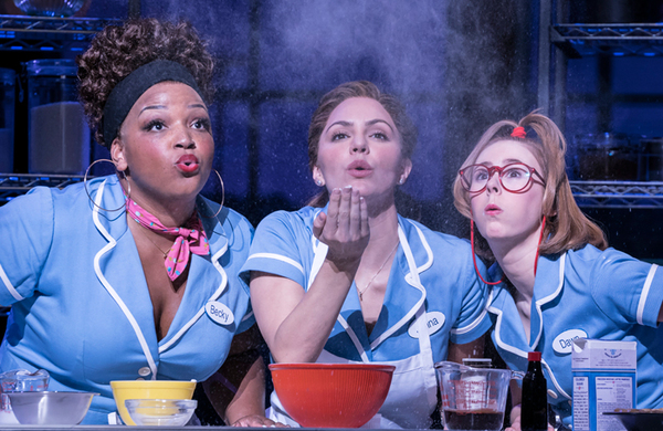 Waitress at Adelphi Theatre, London – review round-up