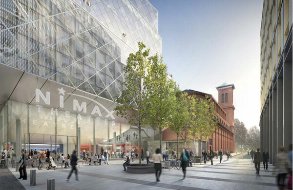 Building work starts on 'first new West End theatre in 50 years'