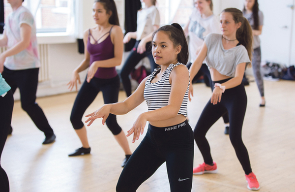 Win a free place on part-time courses at Arts Ed