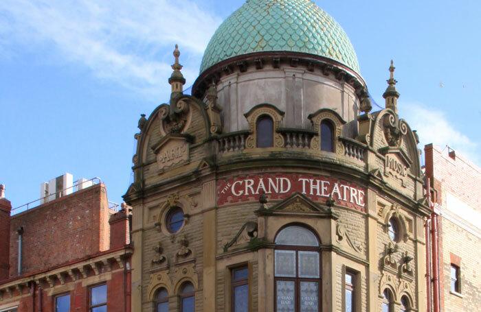 Blackpool Grand Theatre. Photo: Wikipedia