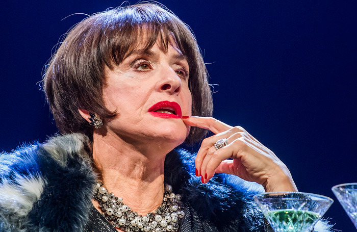 Patti LuPone in Company. Photo: Tristram Kenton