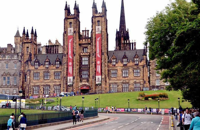 Edinburgh's Assembly Hall. Photo: Lou Armor/Shutterstock