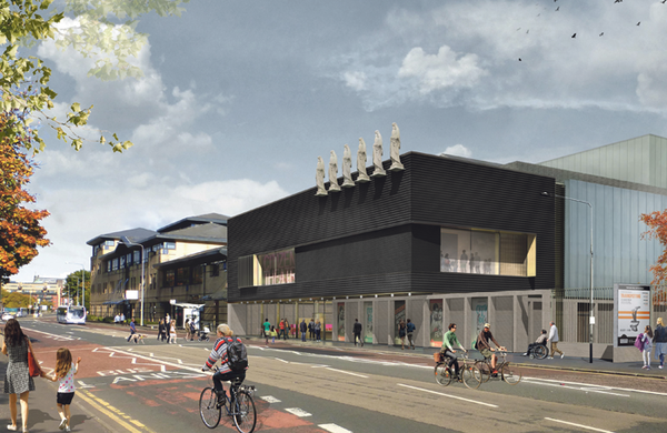 Glasgow Citizens secures an extra £1.8 million of funding as cost of redevelopment rises