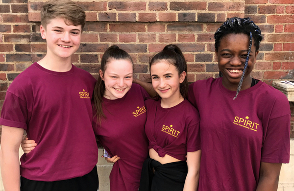 The Stage Scholarships 2019: Spirit Young Performers Company