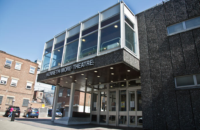 The Kenneth More Theatre in Ilford