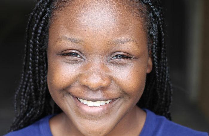 Actor Seyi Omooba